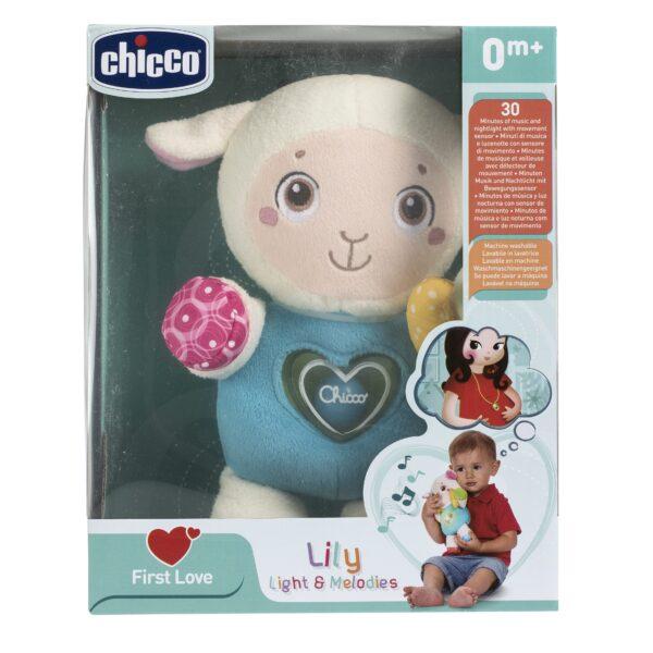 LILY LUCE/MUSICA PECORELLA - Chicco - Toys Center ALTRI Unisex 0-2 Anni Chicco
