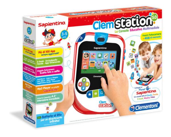CLEMSTATION 5.0 - ALTRO - Giochi elettronici e interattivi
