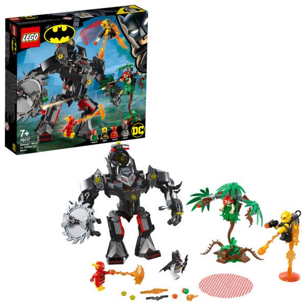 76117 - Mech di Batman™ vs. Mech di Poison Ivy™ - Lego Super Heroes - Toys Center LEGO SUPER HEROES Unisex 12+ Anni, 5-8 Anni, 8-12 Anni ALTRI