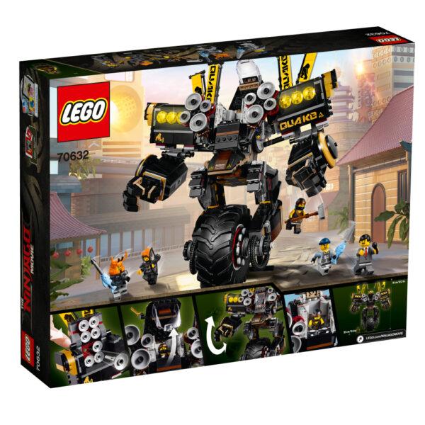 70632 - Robot tellurico - LEGO NINJAGO - Costruzioni