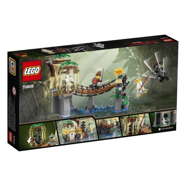70608 - Cascate del Maestro - Lego Ninjago - Toys Center ALTRI Maschio 12+ Anni, 5-8 Anni, 8-12 Anni LEGO NINJAGO
