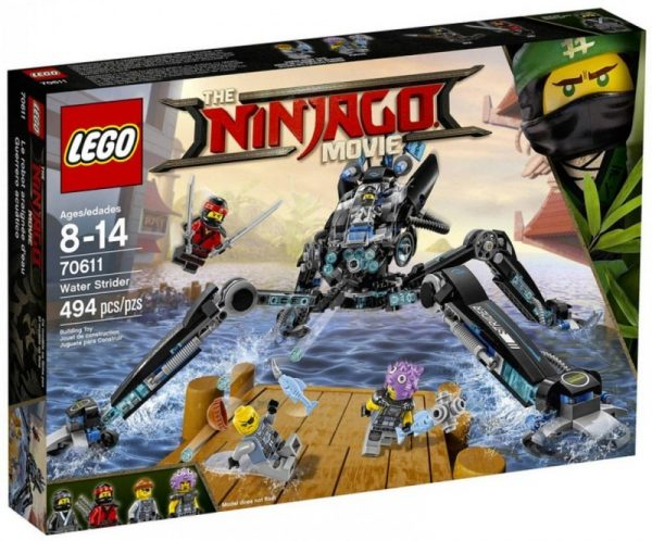 70611 - Idropattinatore - Lego Ninjago - Toys Center LEGO NINJAGO Maschio 12+ Anni, 5-8 Anni, 8-12 Anni ALTRI