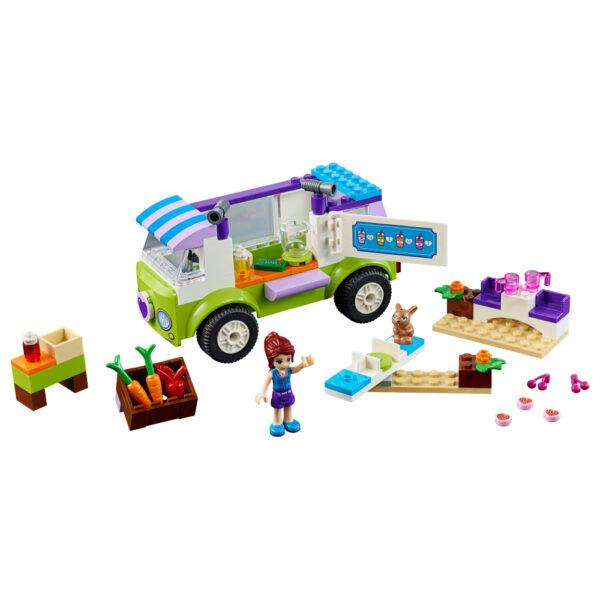 LEGO JUNIORS ALTRI 10749 - Il mercato biologico di Mia - Lego Juniors - Toys Center Femmina 3-5 Anni, 5-8 Anni