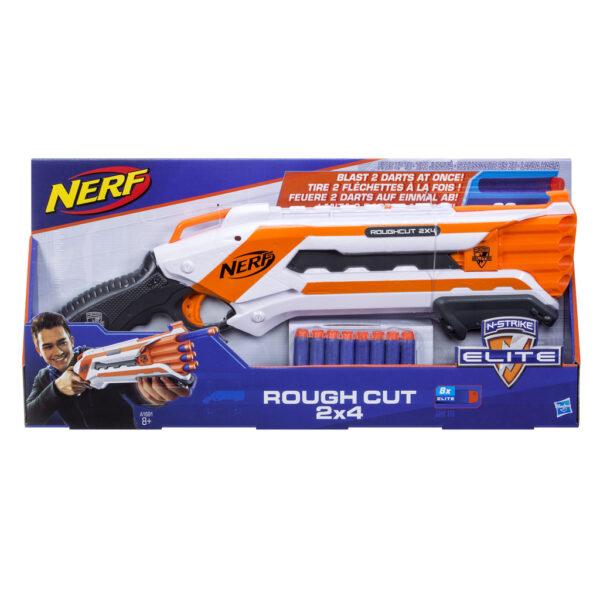 Nerf Elite Rough Cut NERF Maschio 12+ Anni, 8-12 Anni ALTRI