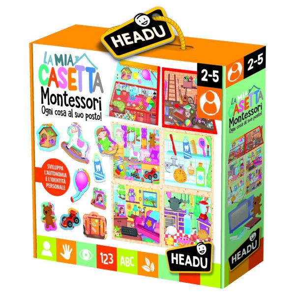 La Mia Casetta Montessori ALTRO Unisex 12-36 Mesi, 3-5 Anni, 5-8 Anni ALTRI