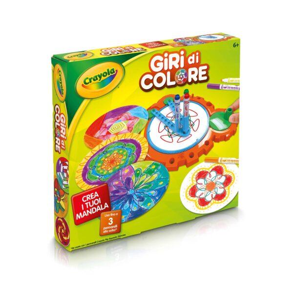 Giri di Colore Crayola ALTRO Unisex 12+ Anni, 5-8 Anni, 8-12 Anni ALTRI