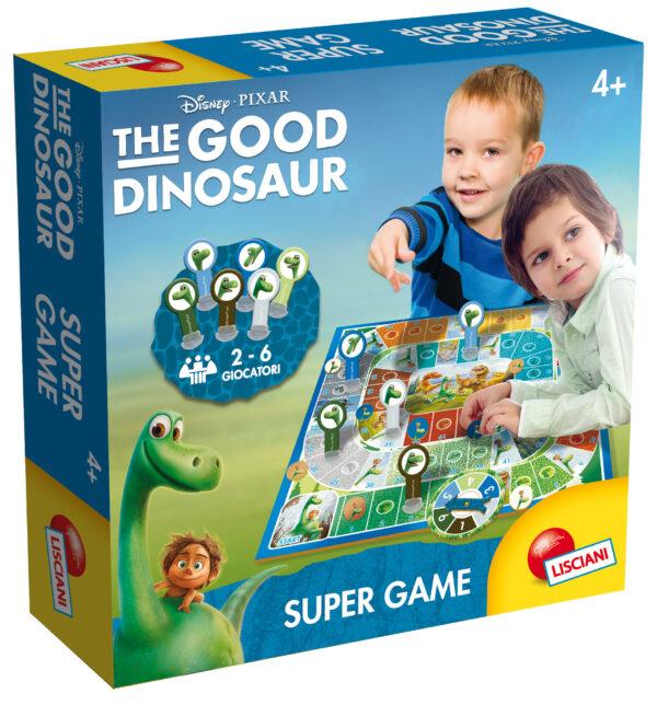 Gioco dell'Oca The Good Dinosaur DISNEY - PIXAR Unisex 3-4 Anni, 3-5 Anni, 5-7 Anni, 5-8 Anni THE GOOD DINOSAUR
