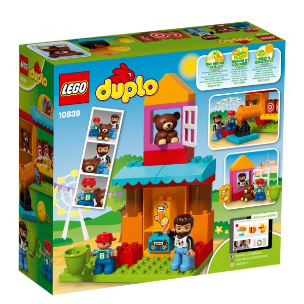 10839 - Tiro a segno - Lego Duplo - Toys Center ALTRI Unisex 12-36 Mesi, 3-5 Anni, 5-8 Anni LEGO DUPLO