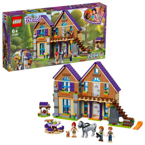 41369 - La villetta di Mia - Lego Friends - Toys Center LEGO FRIENDS Unisex 12+ Anni, 5-8 Anni, 8-12 Anni ALTRI