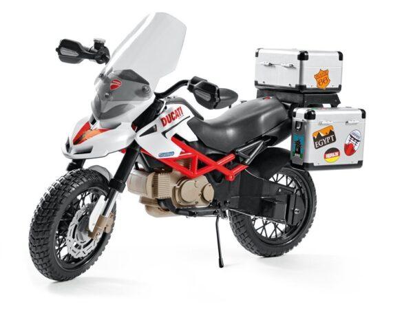 DUCATI HYPERCROSS - Ducati - Toys Center Peg Perego Unisex 12-36 Mesi, 3-4 Anni, 3-5 Anni, 5-7 Anni, 5-8 Anni ALTRI