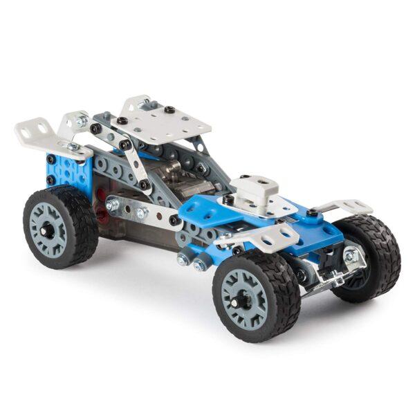 MECCANO Multi Modello da 10 - Veicolo da Rally Spin Master Maschio 12+ Anni, 8-12 Anni ALTRI