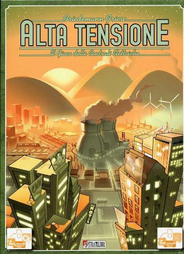 ALTA TENSIONE - Altro - Toys Center ALTRO Unisex 12+ Anni, 8-12 Anni ALTRI