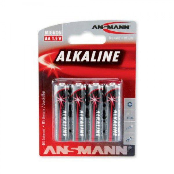 Batterie BL4 AA stilo ALTRO Unisex 12+ Anni ALTRI