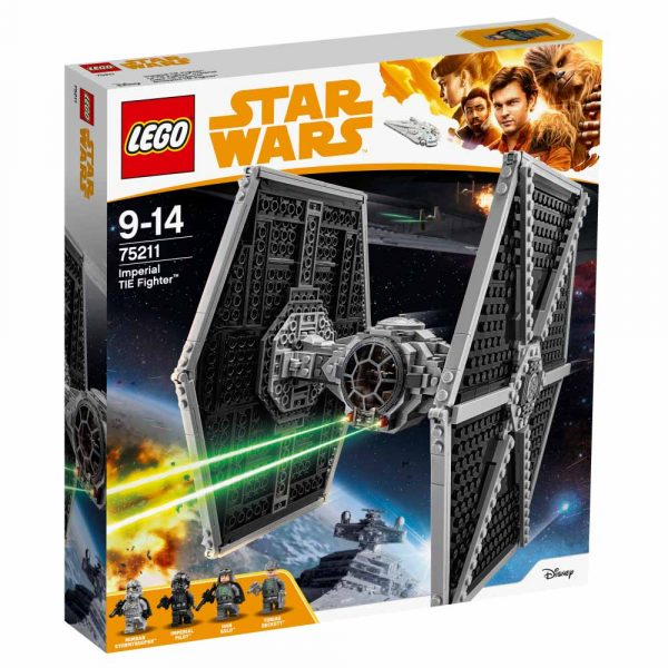 75211 - Imperial TIE Fighter™ - Disney - Toys Center - Disney - Costruzioni