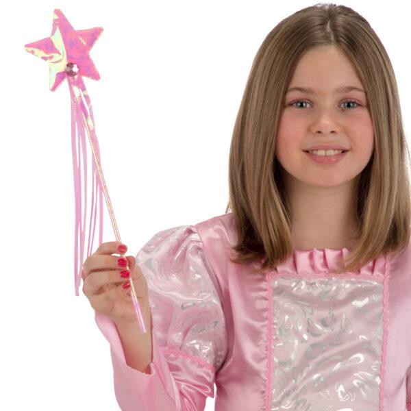 Bacchetta fata in tessuto rosa ALTRO Unisex 12-36 Mesi, 12+ Anni, 3-5 Anni, 5-8 Anni, 8-12 Anni ALTRI
