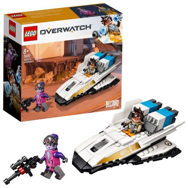 75970 - Tracer vs Widowmaker LEGO OVERWATCH Unisex 12+ Anni, 5-8 Anni, 8-12 Anni ALTRI