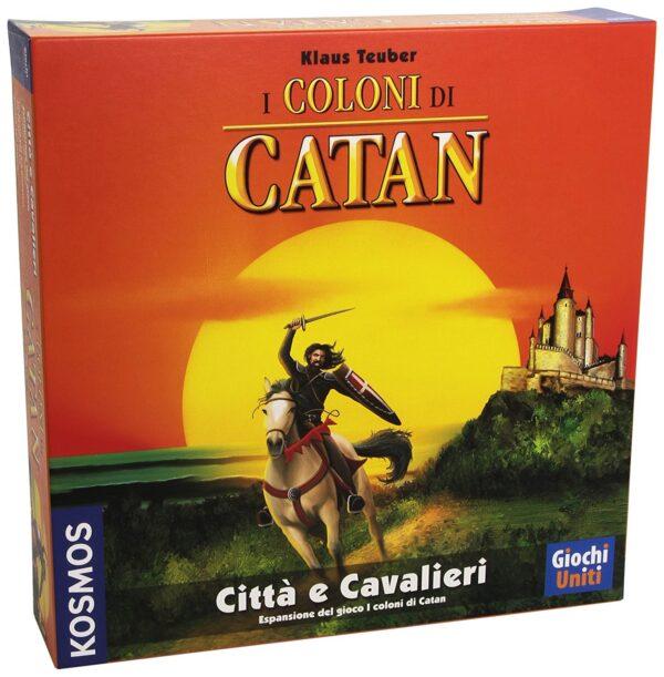 COLONI DI CATAN CITTA CAVALIER - Altro - Toys Center ALTRO Unisex 12+ Anni, 8-12 Anni ALTRI