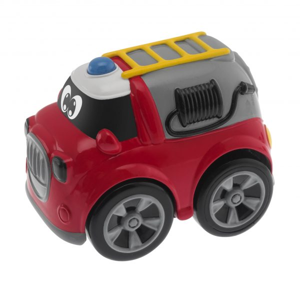 Turbo Team Workers pompieri - Chicco - Toys Center ALTRI Unisex 12-36 Mesi, 3-4 Anni, 3-5 Anni, 5-7 Anni Chicco