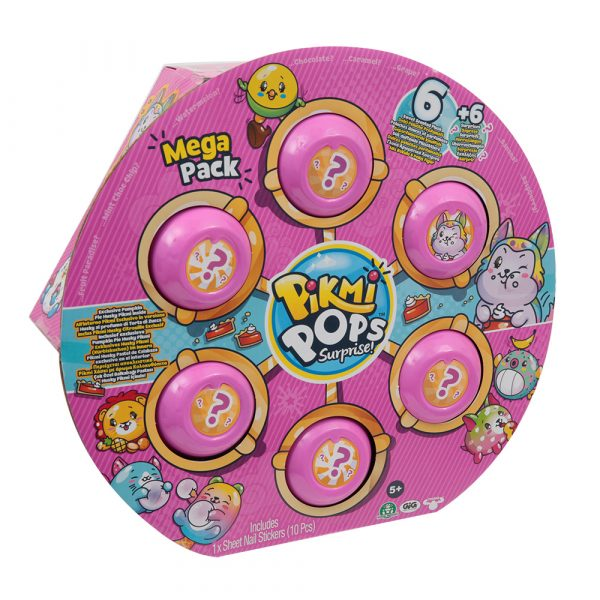 Giochi Preziosi - Pikmi Pops Mega Pack, Peluche Profumati a Sorpresa, Serie 2, Modelli Assortiti ALTRO Femmina 12+ Anni, 8-12 Anni ALTRI