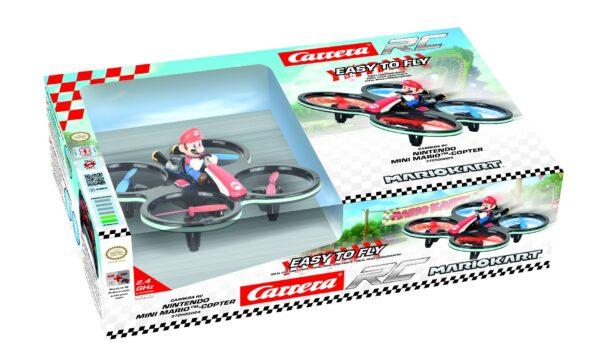 CARRERA ALTRI Mini Mario-Copter Unisex 12+ Anni, 8-12 Anni