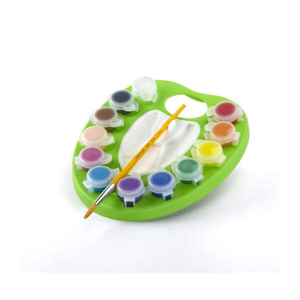 Set 12 Tempere ultra lavabili i Lavabilissimi Crayola ALTRI Unisex 12+ Anni, 3-5 Anni, 5-8 Anni, 8-12 Anni ALTRO