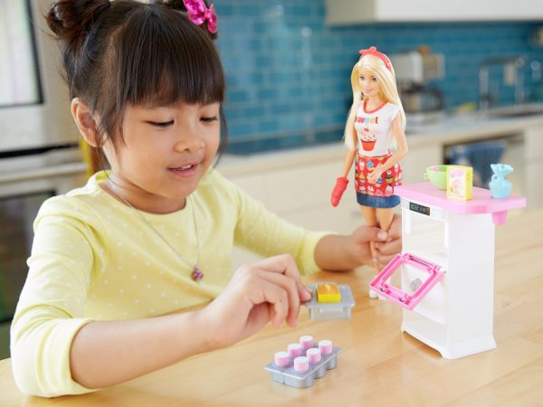 Barbie ALTRI Barbie - Playset Pasticceria Femmina 12-36 Mesi, 12+ Anni, 8-12 Anni