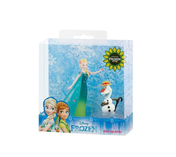 WD FROZEN Pack Elsa e Olaf Disney Femmina 12-36 Mesi, 3-4 Anni, 3-5 Anni, 5-7 Anni, 5-8 Anni Disney Frozen