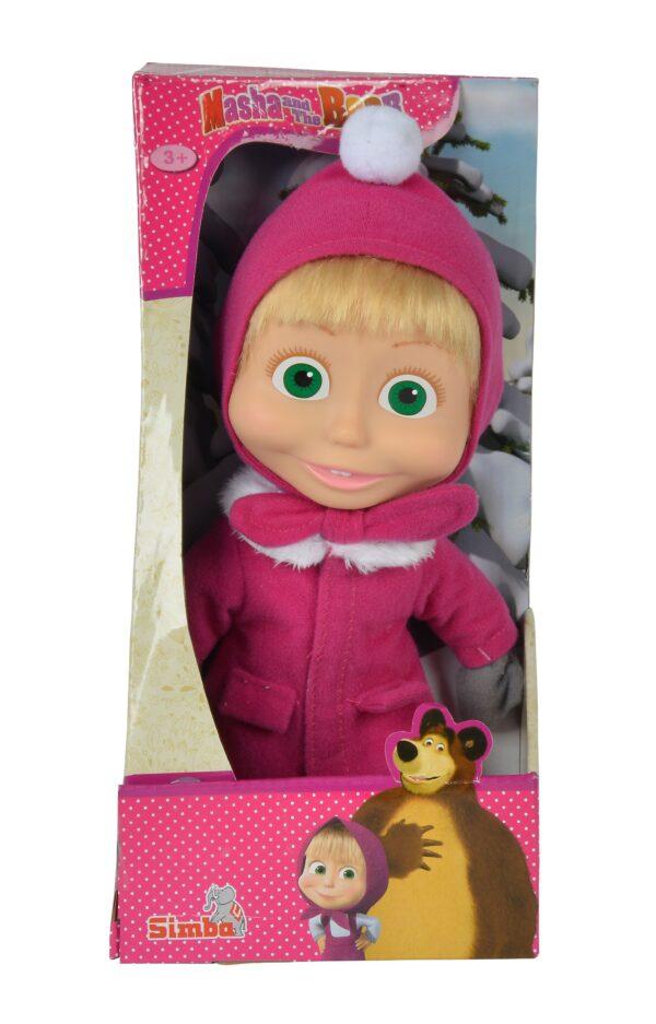 Bambola Masha cm23 ALTRO Femmina 12-36 Mesi, 12+ Anni, 8-12 Anni Masha e Orso