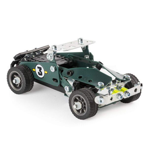 MECCANO Multi Modello da 5 - Macchina da Corsa - Spin Master - Costruzioni