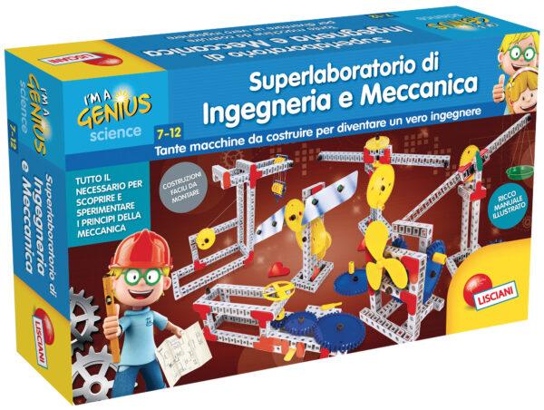 I'm a genius super laboratorio di ingegneria e meccanica I'M A GENIUS Unisex 5-7 Anni, 8-12 Anni ALTRI