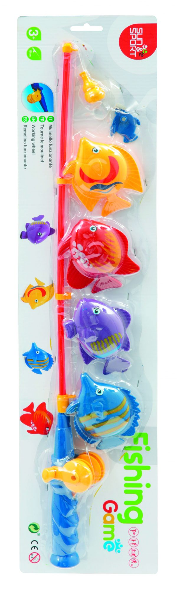 SUN&SPORT PESCA PESCI - Sun&sport - Toys Center - SUN&SPORT - Fino al -30%