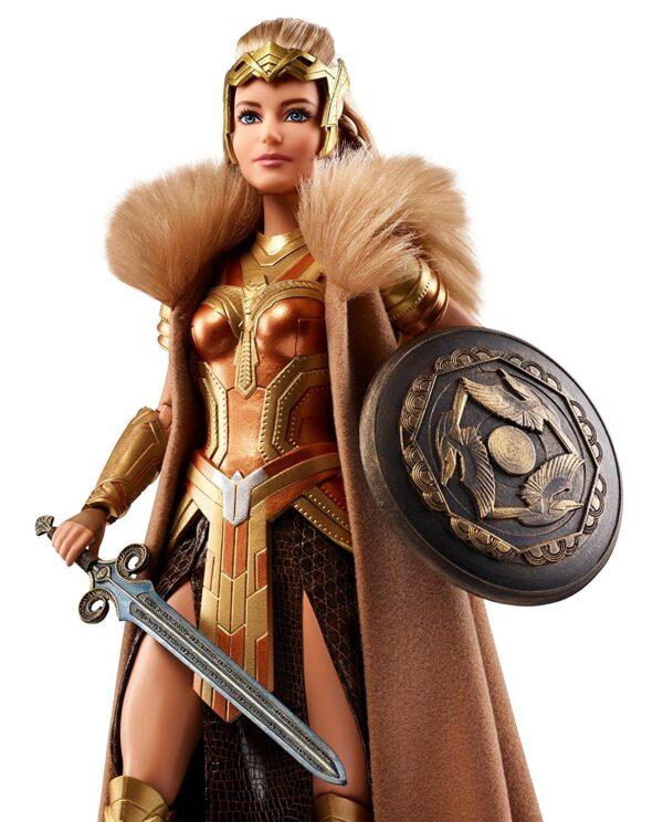 Barbie Collectors - Bambola Queen Hippolyta - Barbie - Toys Center - Barbie - Fashion dolls