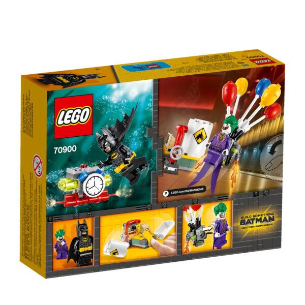 70900 - The Joker™: fuga con i palloni - Giocattoli Toys Center - DC COMICS - Fino al -20%