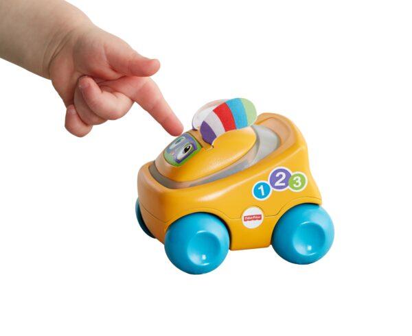 Fisher Price - Robottino Beatbelle - Fisher-price - Toys Center Unisex 0-12 Mesi, 12-36 Mesi, 12+ Anni, 3-5 Anni, 5-8 Anni, 8-12 Anni ALTRI FISHER-PRICE