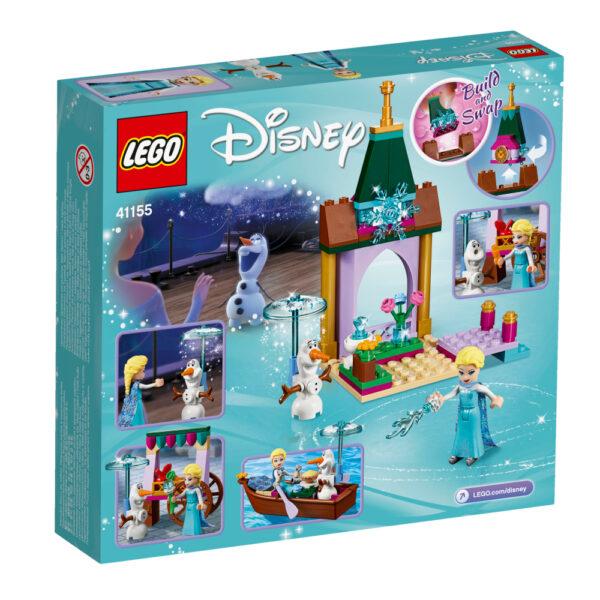 41155 - Avventura al mercato di Elsa - Lego Classic - Toys Center Disney Frozen Femmina 12+ Anni, 3-5 Anni, 5-8 Anni, 8-12 Anni LEGO CLASSIC