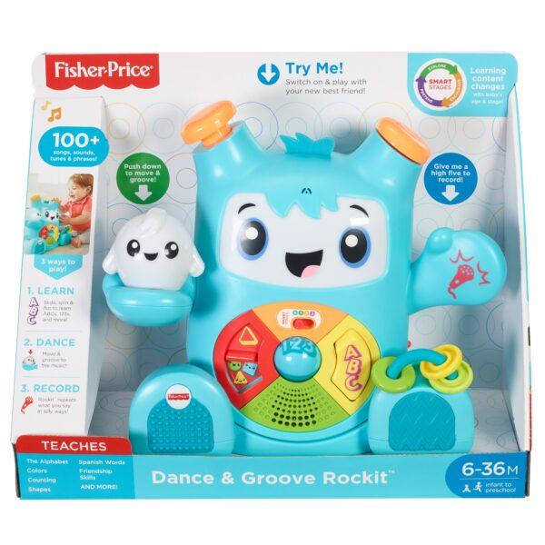 Fisher-Price - Smart Moves Rockit - Fisher-price - Toys Center  Unisex FISHER-PRICE ALTRI