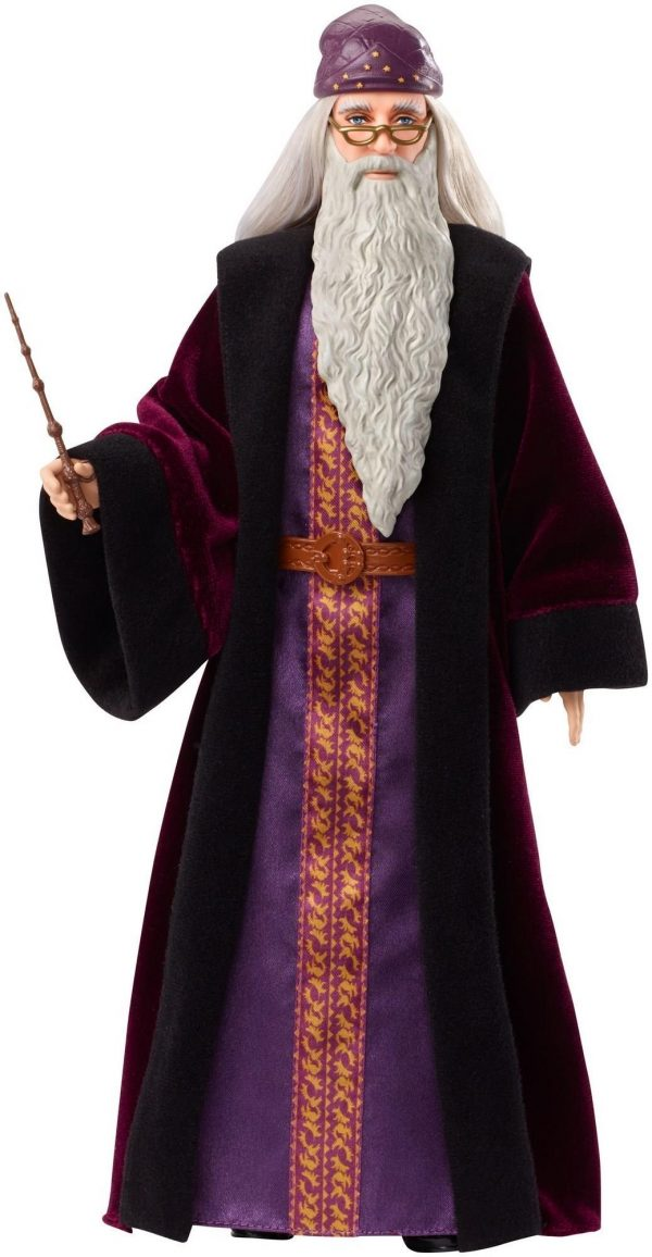 Harry Potter e la Camera dei Segreti - personaggio di ALBUS SILENTE - Altro - Toys Center Unisex 12+ Anni, 8-12 Anni HARRY POTTER ALTRO