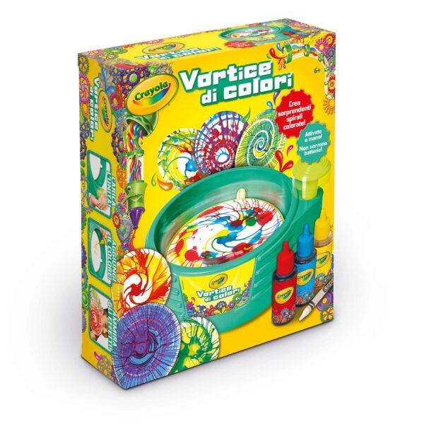 Vortice di Colori Crayola ALTRO Unisex 12+ Anni, 5-8 Anni, 8-12 Anni ALTRI