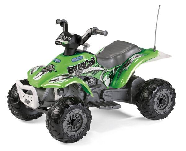 Corral Bearcat 6V - Giocattoli Toys Center Peg Perego Unisex 12-36 Mesi, 3-4 Anni, 3-5 Anni, 5-7 Anni, 5-8 Anni ALTRI