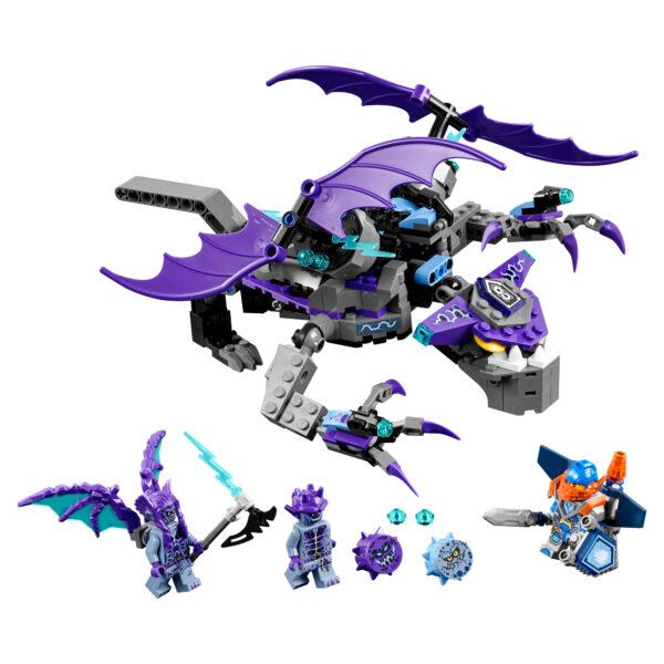 LEGO NEXO KNIGHTS ALTRI 70353 - Heligoyle - Lego Nexo Knights - Toys Center Maschio 12+ Anni, 5-8 Anni, 8-12 Anni