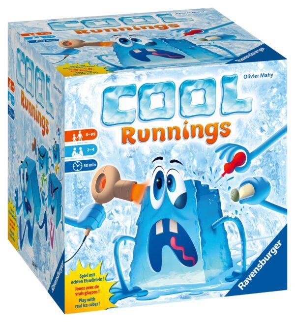 Cool runnings - Gioco di società Ravensburger ALTRI Unisex 12+ Anni, 8-12 Anni RAVENSBURGER CLASSIC