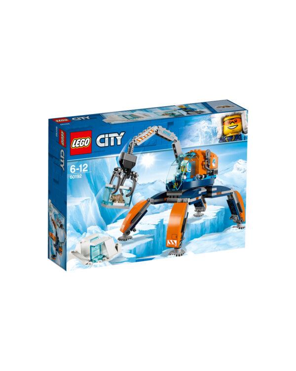 60192 - Gru artica LEGO CITY Unisex 12+ Anni, 5-8 Anni, 8-12 Anni ALTRI
