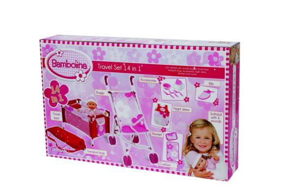 Set 11 in un con bebè - Superstar - Toys Center SUPERSTAR Femmina 12-36 Mesi, 3-4 Anni, 3-5 Anni, 5-7 Anni, 5-8 Anni ALTRI