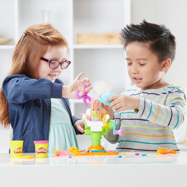 PLAY-DOH ALTRI Play-Doh – Il Fantastico barbiere Unisex