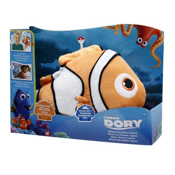 Peluche Dolce Nanna con suoni Nemo - DISNEY - PIXAR - Fino al -20%