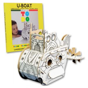 TO DO U-BOAT - KING UNION EUROPE - Marche TO DO Unisex 3-5 Anni, 5-7 Anni, 5-8 Anni, 8-12 Anni ALTRI