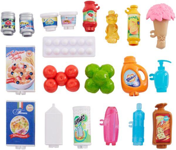 Barbie - negozio di alimentari ALTRI Femmina 12-36 Mesi, 12+ Anni, 3-5 Anni, 5-8 Anni, 8-12 Anni Barbie