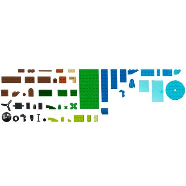 ALTRI LEGO CLASSIC Unisex 3-4 Anni, 3-5 Anni, 5-7 Anni, 5-8 Anni, 8-12 Anni 10692 - Mattoncini creativi LEGO®
