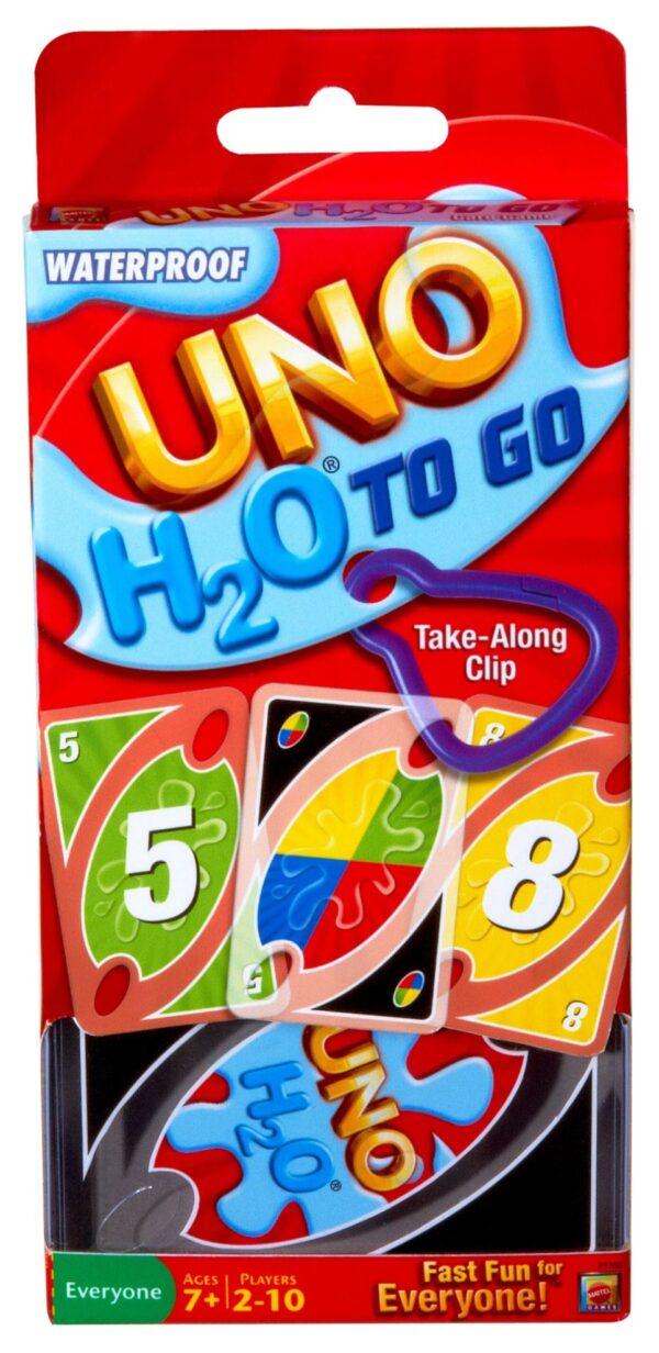 Carte UNO H2O - Giocattoli Toys Center UNO Unisex  ALTRI