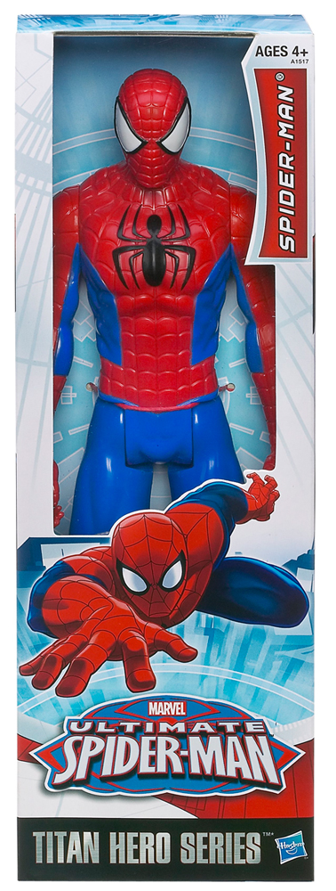SPIDER-MAN 30 CM Marvel Maschio 3-5 Anni, 5-8 Anni Spiderman